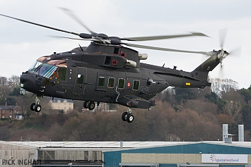 HH101A Caesar Mk611 - Italian Air Force