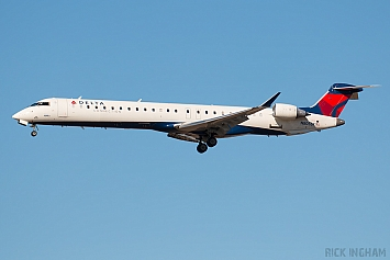 Bombardier CRJ-900ER - N805SK - Delta Connection