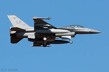 Lockheed Martin F-16A Fighting Falcon - 93-0705 - Republic of China Air Force
