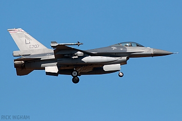 Lockheed Martin F-16A Fighting Falcon - 93-0707 - Republic of China Air Force