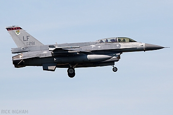 Lockheed Martin F-16D Fighting Falcon Block 52 - 94-0281 - Republic of Singapore Air Force