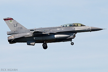 Lockheed Martin F-16D Fighting Falcon Block 52 - 96-0036 - Republic of Singapore Air Force