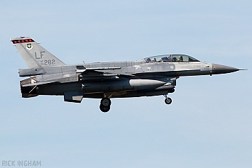 Lockheed Martin F-16D Fighting Falcon Block 52 - 94-0282 - Republic of Singapore Air Force