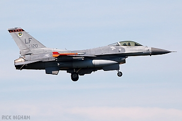 Lockheed Martin F-16C Fighting Falcon Block 52 - 97-0120 - Republic of Singapore Air Force