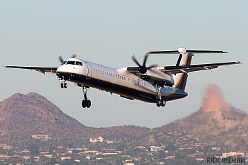 Bombardier Dash 8 Q400 - N721AL - United States Department of Justice