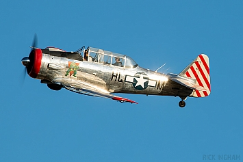 North American AT-6D Texan - 44-81494/N63RB - USAF