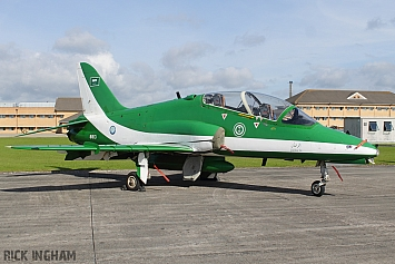 British Aerospace Hawk Mk65 - 8813 - Saudi Hawks | Saudi Air Force