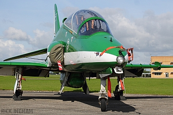 British Aerospace Hawk Mk65 - 8814 - Saudi Hawks | Saudi Air Force