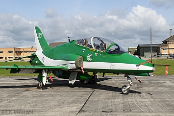 British Aerospace Hawk Mk65 - 8005 - Saudi Hawks | Saudi Air Force