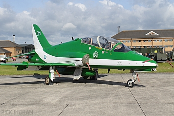 British Aerospace Hawk Mk65 - 8010 - Saudi Hawks | Saudi Air Force
