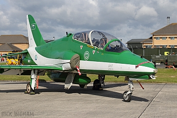 British Aerospace Hawk Mk65 - 8007 - Saudi Hawks | Saudi Air Force