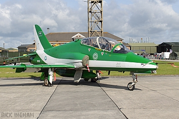 British Aerospace Hawk Mk65 - 8006 - Saudi Hawks | Saudi Air Force