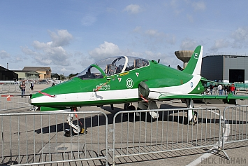 British Aerospace Hawk Mk65 - 8811 - Saudi Hawks | Saudi Air Force