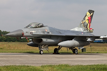 Lockheed Martin F-16AM Fighting Falcon - J-002 - RNLAF