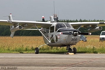 Cessna O-2A Skymaster - N590D/21300 - Ex US Army