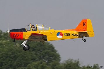 Fokker S11-1 Instructor -  PH-GRY/197 - RNLAF