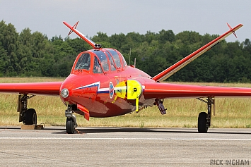 Fouga CM-170R-1 Magister - F-GLHF/406 - Ex French Air Force
