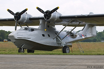 Consolidated PBY-5A Catalina - PH-PBY/16-218 - RNLAF