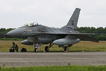 Lockheed Martin F-16AM Fighting Falcon - 15108  - Portuguese Air Force