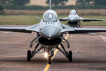 Lockheed Martin F-16AM Fighting Falcon - FA-136 - Belgian Air Component