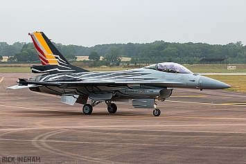 Lockheed Martin F-16AM Fighting Falcon - FA-123 - Belgian Air Component