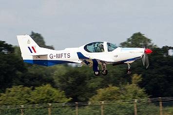 Grob G120TP Prefect - G-MFTS - Affinity Flying Services