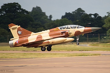 Dassault Mirage 2000D - 652/3-XN - French Air Force