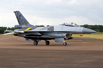 Lockheed Martin F-16AM Fighting Falcon - FA-132 - Belgian Air Component