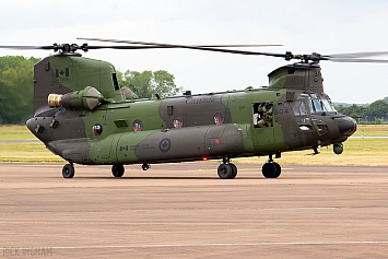 Boeing CH-147F Chinook - 147304 - Canadian Air Force