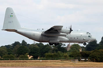 Lockheed C-130H Hercules -  84007 - Swedish Air Force