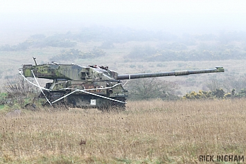 Chieftain Mk5 - British Army