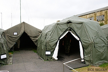 Camp Bastion Joint Operations Centre (JOC)