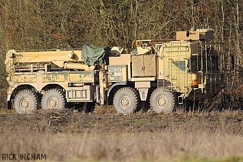 MAN Recovery Vehicle - British Army