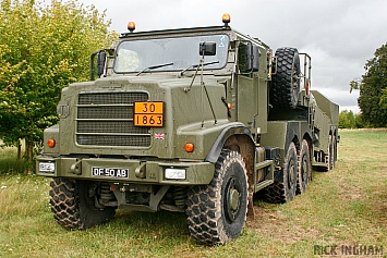 Oshkosh FARP Tanker - Tactical Supply Wing (TSW) - RAF