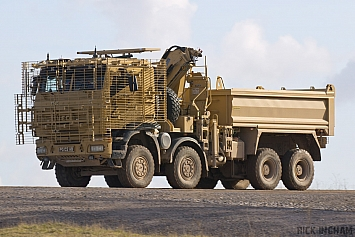 Iveco Trakker 8x8 - British Army