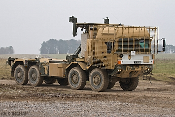 MAN HX60 - British Army