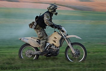 Yamaha WR450 - British Army (Special Forces)