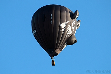 Lindtstrand LTL 1-90 Balloon - G-WESS 'Wes the Wolf'
