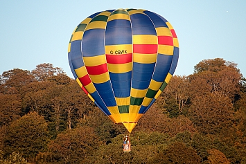 Ultramagic H77 Balloon - G-CBWK