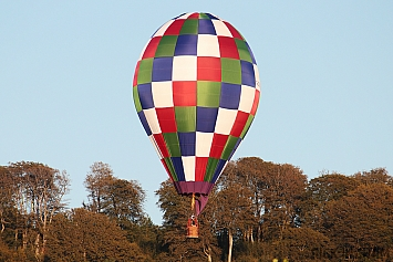 Bareford DB6R Balloon - G-CKUN