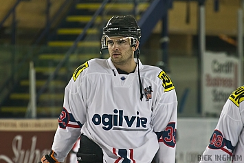 Tom Sestito - Sheffield Steelers
