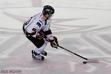Shawn Limpwright - Sheffield Steelers