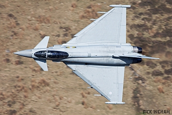 Eurofighter Typhoon FGR4 - ZK300 - RAF