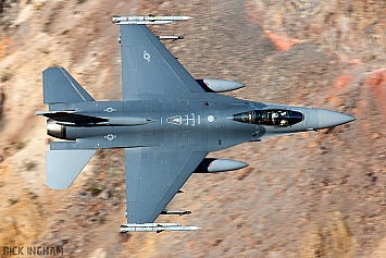 Lockheed Martin F-16C Fighting Falcon - 88-0463 - USAF