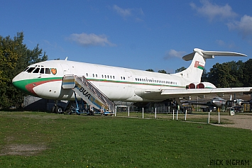 Vickers VC10 - A40-AB / G-ASIX - Sultan of Oman's Royal Flight