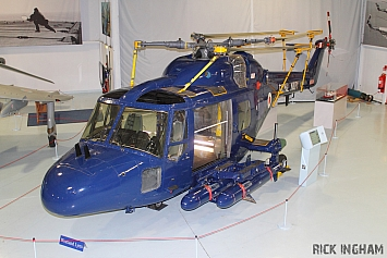 Westland Lynx HAS3 - XZ699 - Royal Navy