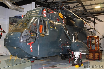Westland Sea King HAS5 - XZ574 - Royal Navy