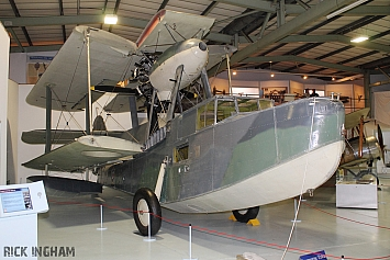 Supermarine Walrus - L2301 - Royal Navy