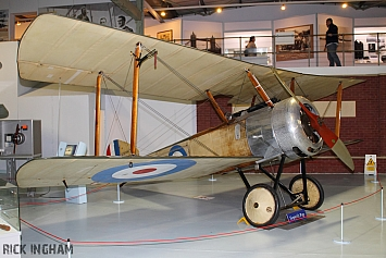 Sopwith Pup (replica) - N6452 - Royal Navy