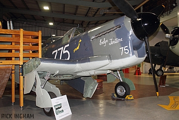 Fairey Firefly TT1 - Z2033/275 - Royal Navy